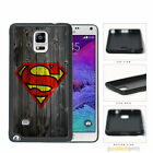 Superman Logo - Galaxy Note 2 3 4 5 Case Cover