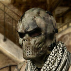 Tactical Paintball Full Face Mask Hunting Airsoft Halloween Costume Skull Masks
