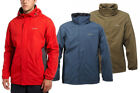 Regatta Mens Matthews Waterproof Windproof Hydrafort Hooded Jacket