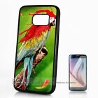 ( For S6 S7 Edge S8 S8+ Plus ) Back Case Cover A10269 Blood Perrot