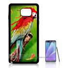 ( For Samsung Note 5/ Note Edge ) Back Case Cover A10269 Blood Perrot