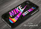 Nike Just Do It Colorfull Camo For iPhone 5/5s/SE/6/6s/6+/6s+/7/7+ Samsung Case