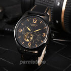 44mm Parnis Miyota Automatic Men's Mechanical Wristwatch Best Gift 24-hours Date