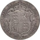 1902 TO 1910 EDWARD VII SILVER HALF CROWN CHOICE OF YEAR / DATE