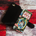 Star Wars Wallet iPhone cases Comic Samsung Wallet Leather Comic Phone Cases $17.99 USD