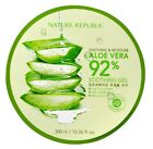 Nature Republic Soothing & Moisture Aloe Vera 92% Soothing Gel - Exp 2021