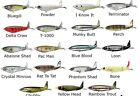 River2Sea Whopper Plopper 90 Topwater Prop Bait Lure 3 1 2 Assorted Colors