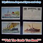☆ Amalg. Tob (Mills) Famous British Ships 2nd Series 1952 (VG) *Please Select*