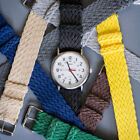 Double Braided Nylon - Perlon Watch Strap image