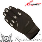 WEISE DAKAR BLACK MX MOTOCROSS OFF ROAD MOTORCYCLE MOTORBIKE DIRT BIKE GLOVES