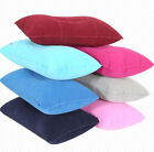 Inflatable Soft Double Sided Office Car Cushion Pillow Pad Travel Sleeping Mat