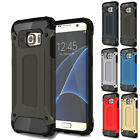 Shockproof Hybrid Rugged Rubber Phone Case Cover For Samsung Galaxy Note 5 4