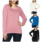 Joan Rivers Wardrobe Builders Square Neck Sweater A283770
