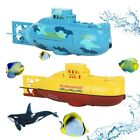 New Mini RC Submarine Mini Speedboat Model Toy High Powered With Remote Control
