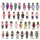 Sweet Doll Clothes for 18'' American Girl Doll Our Generation Dress Costume Accs