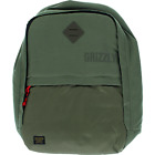 GRIZZLY DAY TRAIL BACKPACK MILITARY GREEN/TAN