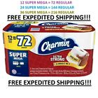 Charmin Ultra Redoubtable Wonderful Mega Toilet Paper Rolls - 12, 24, 36 - NEW