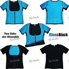 Neoprene Slimming Hot Vest Shirts Thermo Exercise Top Sauna Suit for Weight Loss