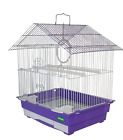 Heritage Cages Albany Budgie Finch Bird Cage 36x29x46CM Budgies Canary Home Pet