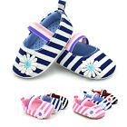 Hot Toddler Infant Baby Girl Flower Shoes Princess Crib Shoes Size Newborn 0-18M
