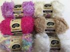 New Moda Vera Blissful 100% polyester yarn wool 50g balls knitting hats crochet