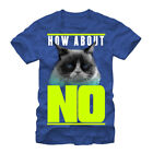 how to be grumpy - Grumpy Cat How About No Mens Graphic T Shirt
