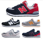 Men's Outdoor sports shoes Suede Casual Sneakers Running Athletic Shoes