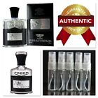Creed AVENTUS 17V01 5ml10ml 15ml 30ml 50ml authentic samples NOT FULL BOTTLES!!