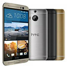 "Htc One M9+ Plus 32gb 3gb Ram 20mp T-mobile Unlocked Octa-core 5.2"" Smartphone"
