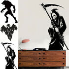 Vinyl Removable 3D Wall Sticker Halloween Werewolf Decals For Room Wall Decal UK