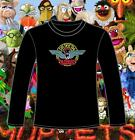 LONG SLEEVED DR.TEETH & THE ELECTRIC MAYHEM (muppets) T-Shirt in 2 Styles