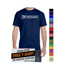 USPS Postal Post Office DriPower 50 50 Active Short Sleeve Tee Tshirt by PCA Etc