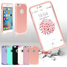 Protective Hybrid Shockproof Soft Case Cover For Apple iPhone 8/ 8 Plus 5.5""