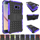 Shockproof Armor Hard Rugged Hybrid Stand Case Cover For Samsung Galaxy Phones