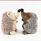 Pet Dog Hedgehog Toys Plush Toy Squeaky Hedgehog Squeaker Sound Cat Puppy Gift