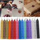 5PCs Manuscript Sealing Wax Sticks With Wicks For Postage Letter Seal Candle
