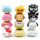 SANRIO KITTY MELODY POCHACCO CINAMOROLL CARTOON PLASTIC AUTOMATION INK STAMPS