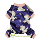 Fitwarm Adorable Pet Clothes Soft Dog Pajamas Shirt Cat Jumpsuit Coat Chilly Day