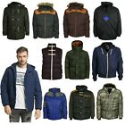 MENS DESIGNER PUFFER PADDED HOODED FUR WINTER WARM JACKETS COATS REDUCED PRICE