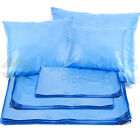 Metalic Blue Mailing Bags Postal Sacks Plastic Envelopes Self Seal Post Bag l