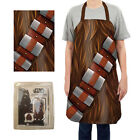 Adults Official Licensed Star Wars Chewbacca Wookiee Print Kitchen Cooking Apron