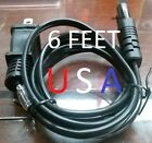 Electric Power Cord Cable Wall Plug to Toshiba HD DVD Player:CHOOSE MODEL INSIDE