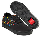 Heelys Launch Shoes - Black / Droids + FREE HOW TO DVD