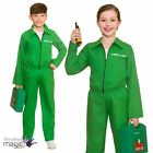 Kids Boys Girls Emergency Service Ambulance Paramedic School Fancy Dress Outfit