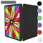 Stained Glass Pattern Smart Case Cover For Apple iPad Mini 1 2 3 - S3530