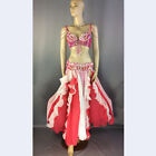 2017 New Professional Belly Dancing Clothing Women holloween Belly Dance costume