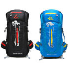 50L Outdoor Backpack Hiking Bag Camping Travel Pack Mountaineering 2 Colors New