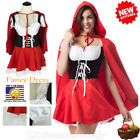 Halloween Little Red Riding Hood Fairytale Storybook Fancy D