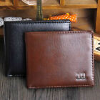 Men Bifold Business Leather Wallet ID Credit Card Holder Purse Pockets Cheap