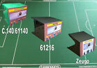 Backboards for Subbuteo/Zeugo Grandstands